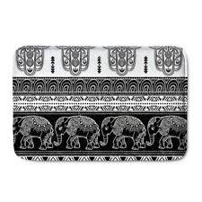 Elephant Doormat Anti-slip Flannel Floor Area Rug Soft Bedroom Kitchen Bath Mat