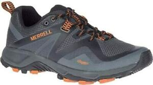 Original Merrell MQM Flex 2 Men's Trekking Trail Shoes - Burnt/Granite J034237