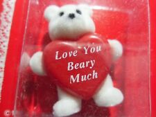 "Love Magnets ""Love You Beary Much"""
