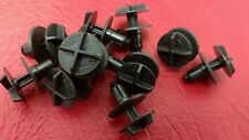 NEW OEM GM SIGHT SHIELD RETAINERS CADILLAC 2005-2011 STS 2008-2014 CTS Qty 10 Pc