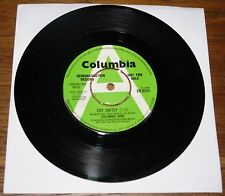 "SOLOMON KING ~ CRY SOFTLY ~ UK COLUMBIA DEMO 7"" 1969"