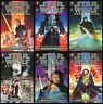 Star Wars Dark Empire Ltd Platinum Logo Comic Set 1-2-3-4-5-6 Lot ROTJ Sequel