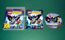 Lego Batman Das Videospiel mit Anl. und OVP fuer Playstation 3 PS3