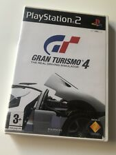 Gran Turismo 4 ps2 pal es, Sony Playstation 2,con Manual.