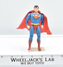 "Superman 100% Complete DC SUPER POWERS 1984 Kenner 5"" Action Figure"