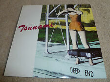 TSUNAMI-Deep End VINYL LP UK ORIGINAL SIMPLE MACHINE TOP COPY