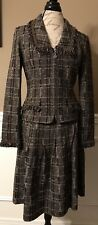 St. John Collection 2 Pc Blazer Skirt Wool NWT MSRP $2490