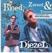 (BG553) Diezel, Bloed Zweet & Tranen - 1997 CD