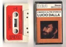 Mc 4 Marzo e altre storie di LUCIO DALLA - OTTIMO PROMO 1986 Milkana