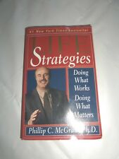 Dr Phil McGraw Life Strategies Book Free Shipping Paperback -041224