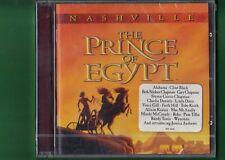 THE PRINCE OF EGYPT NASHVILLE OST COLONNA SONORA CD NUOVO SIGILLATO