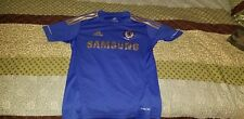 Pre Owned Chelsea Boys Large Home Soccer/Football Jersey #17