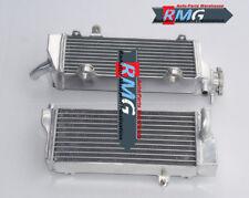 Aluminum Radiator For KTM 2008-2012 125/150/200/250/300 SX/EXC 2009 2010 2011