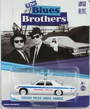 Dodge Monaco 1974 * BLUES BROTHERS  Chicago POLICE 202  ***Greenlight 1:64 OVP