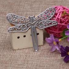 Dragonfly Handmade Scrapbook DIY Album Card Paper Decor Maker Metal Cutting Dies