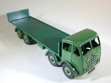 DINKY TOYS 903 FODEN TYPE 2 FLAT TRUCK WITH TAILBOARD-GREEN/GREEN