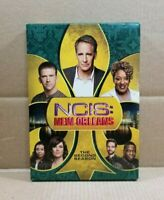 NCIS: New Orleans: The Complete Second Season 2 (DVD, 2016, 6-Disc Set)