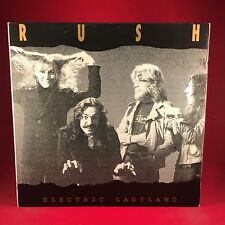 RUSH Electric Ladyland Studios 1974 - USA VINYL LP + INNER EXCELLENT CONDITION