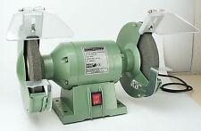 Mannesmann Doppia Smerigliatrice da banco < > 350 W < > 230 V 50 Hz < > 200mm / convenzione GS CE TUV