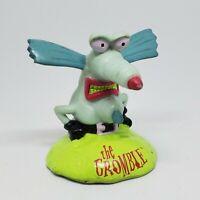 Vintage Aaahh! Real Monsters The Gromble 1995 Hardees Fast Food Premium Toy