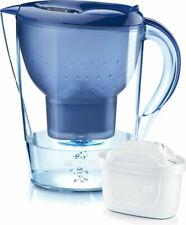 Caraffa Filtrante Brita Marella XL Con 1 Filtro Maxtra+ Blue 3,5 Lt Per Acqua