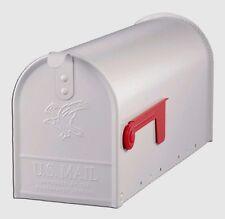 NEW White Solar Group Elite T1 Size Mailbox NIB Home Improvement Postal Mail