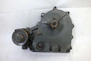 Vintage Saab 95 96 Sonnet Ford Skidsteer V4 Timing Cover & Water Pump - CLEAN