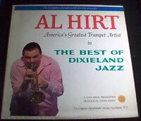 Al Hirt America's Greatest Trumpet Artist the best of dixieland jazz LP (VG) 12""