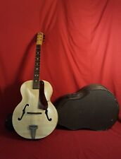 The Prep Archtop  Acoustic Guitar S-40