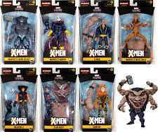 Marvel Legends ~ X-MEN: AGE OF APOCALYPSE Action Figure Set w/Sugar Man BAF