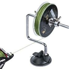 Goture Portable Fishing Line Winder with Suction Cup Reel Spool Spooler System