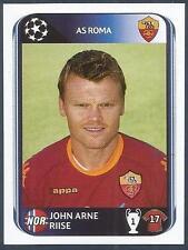 PANINI UEFA CHAMPIONS LEAGUE 2010-11- #298-ROMA & NORWAY-JOHN ARNE RIISE
