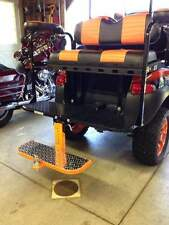 Yamaha polaris honda side by side utv atv golf cart  hitch step golf cart