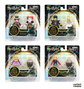 Alice through the Looking Glass Minimates Complete Set