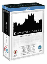 Downton Abbey: The Complete Collection (Box Set) [Blu-ray]
