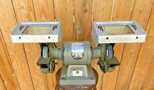 Walker Turner 73-101 1/2 hp 3450 rpm Industrial Grinder Rockwell