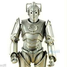 Doctor Who Action Figure Silvery Casque Cyberleader Cyberman Cybermen Cybus New