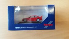 Herpa 102056 - 1/87 bmw m3 GTR-BMW History Edition-nuevo