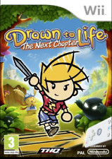 Wii & Wii U - Drawn to Life The Next Chapter **New & Sealed** Official UK Stock