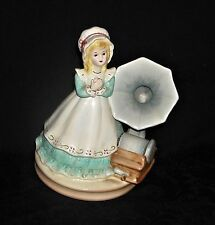 """Vtg Josef Originals Musical Figure, """"Someday My Prince Will Come"""", 1985, Intact"""