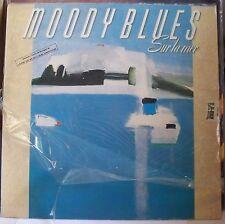 SEALED * MOODY BLUES LP *  SUR LA MER * BRAZIL * I KNOW SOMEWHERE IN PORTUGUESE