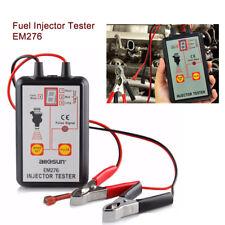 Auto Gas Fuel Injector Tester 4 Pluse Modes 12V Car fuel Diagnose tool EM276