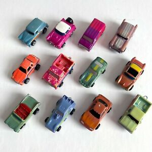 Micro Machines: BOOST Your Colour Changers Collection Mix - Fords, Vans, Pickups