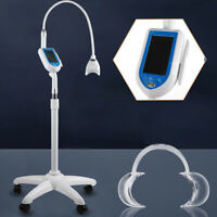MD885 Dental Mobile LED Teeth Whitening Machine Bleaching Accelerator System UPS