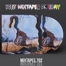 Mac Miller - Run On Sentences Volume 2 Mixtape (Artwork CD/Front/Back Cover) Vol