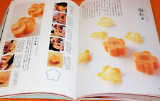 MUKIMONO : A guide of Japanese Vegetable Carving with DVD book #0291