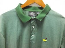 Clubhouse Collection Mens The Masters Augusta PGA Italian Golf Polo Shirt XL