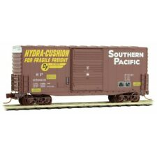 N Scale - MICRO-TRAINS LINE 101 00 061 SOUTHERN PACIFIC 40' Hy-Cube Box Car