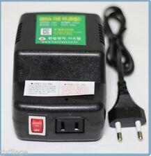 Step Down Voltage converter transformer from 220 V to 110 V max power 200 W
