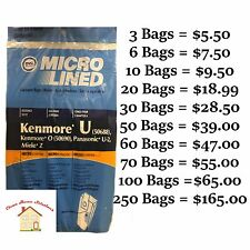 20 Vacuums Bags for Kenmore 5068 50688 50690 (TYPE O )